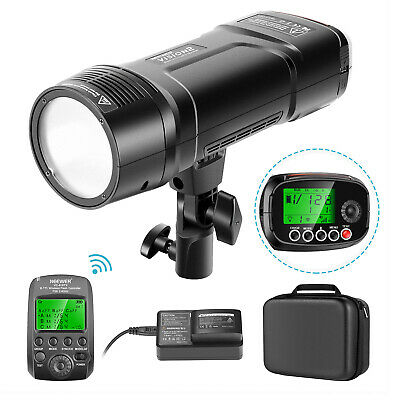 200Ws 2.4G TTL HSS Flash Strobe Monolight V2 for Canon DSLR Cameras