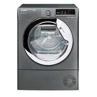 Hoover DXOC10TCER-80 10kg Freestanding Condenser Tumble Dryer - Graphite