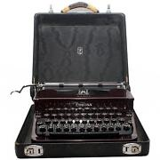 Olympia Manual Typewriter