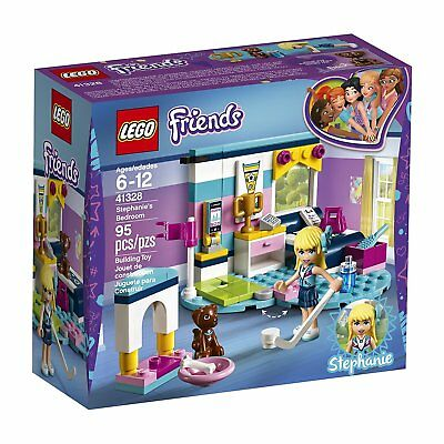 NEW LEGO Friends 41328 Stephanie's Bedroom