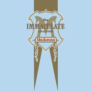 MADONNA THE IMMACULATE COLLECTION 2-LP VINYL (New Release June 1st 2018)