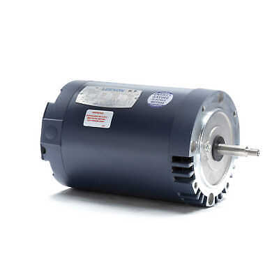 Leeson Electric Motor 113893.00 3 Hp 3450 Rpm 3ph 230460 Volt 56j Frame