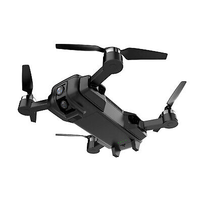 Drones by US 4K Camera Foldable Lightweight Maestro Drone | DBUS2 | Black