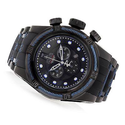 Invicta Reserve Men's 53mm JT Bolt Zeus Ltd Ed Swiss Strap Watch w/Dive Case