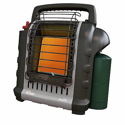Mr. Heater F232017 MH9BX Buddy Grey Indoor-Safe Portable Rad