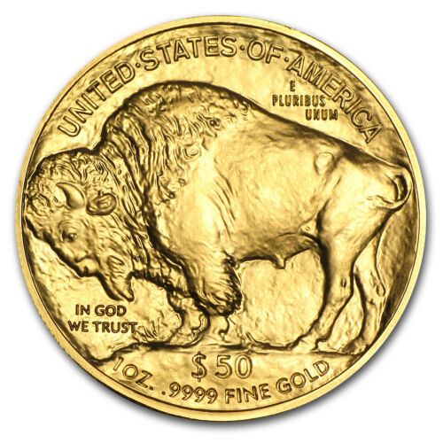 1 oz Gold Buffalo BU (Random Year) - SKU #39598