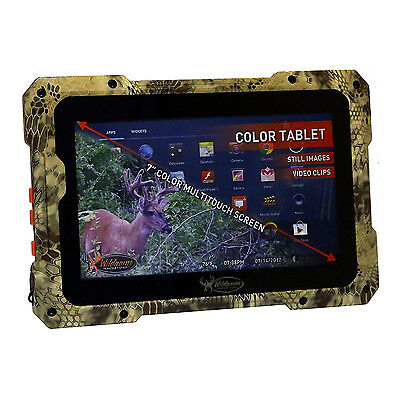 """Wildgame Innovations Trail Pad Series VU100 7"""" Android Photo Media Viewer Tablet"""