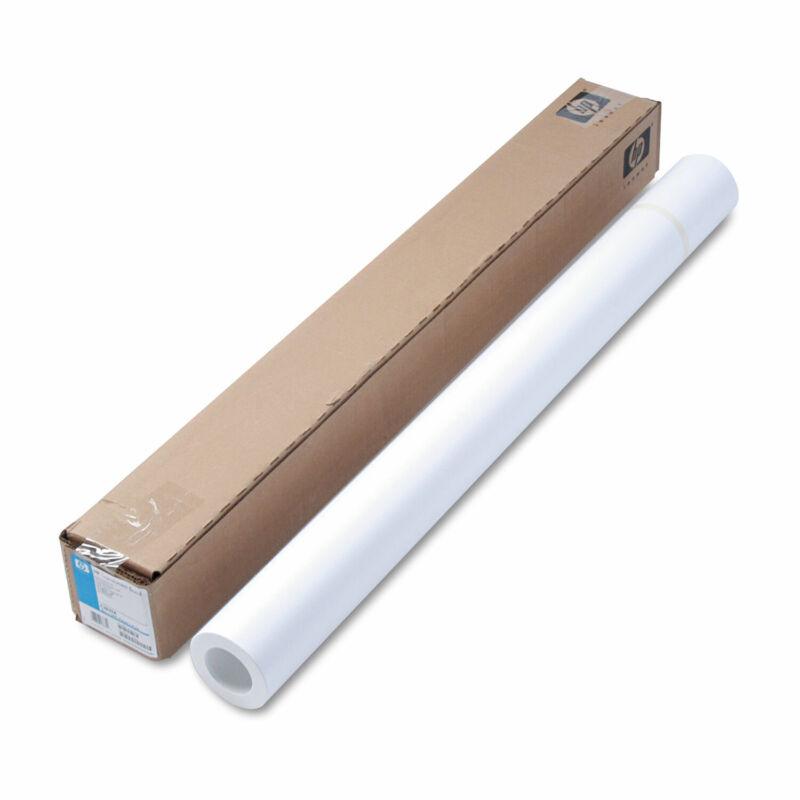 """HP Designjet Inkjet Large Format Paper 36"""" x 150 ft Translucent C3859A"""
