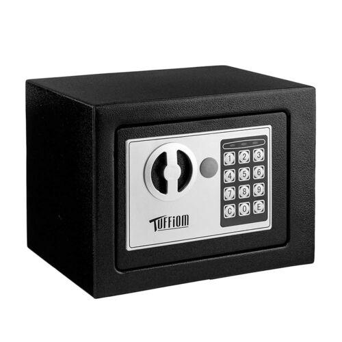 Caja Fuerte De Seguridad Cajas Fuertes Digitales Contra Fuego Dinero NEW