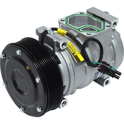 John Deere At168543 At226273 New Generic Ac Compressor With 24 Volt Clutch