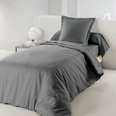 Bettbezug LINA, 140 x 200 cm, grau