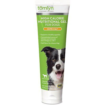 Tomlyn Nutri-Cal High Calorie nutritional Supplement For Dogs 4.25oz