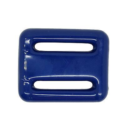 Vinyl Coated Lead Weights - Scuba Choice Blue Vinyl Coated Diving Assorted Lead Weights