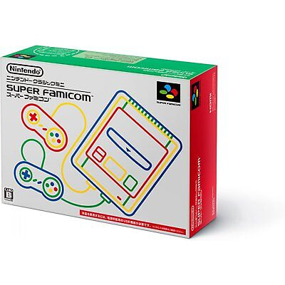 Nintendo Classic Mini Super Famicom - Ships from USA