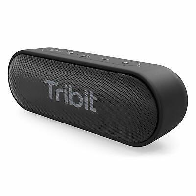 TRIBIT XSound Go Portable Bluetooth Speaker 12W - Waterproof,20M Bluetooth Range