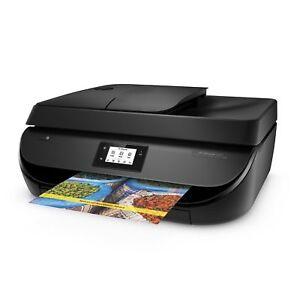 HP Officejet 4650 Wireless All-in-One Printer Print/Copy/Sca