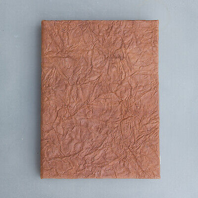 Handmade Hardback Journal using Treeless Nepalese Paper - 22x16cm