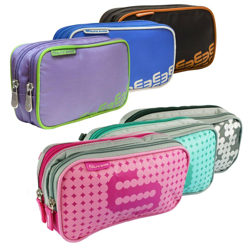 Elite Bags DIA´S Diabetikertäschchen 10 x 19 x 4 cm in 6 Farben Insulintasche Di