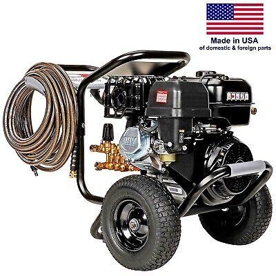 Gas Pressure Washer - Cold Water - 4400 Psi - 4 Gpm - Cat Pump