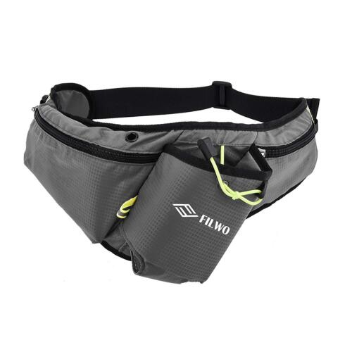 Fanny Sports Water Waist Pack With Water Bottle Holder Runni