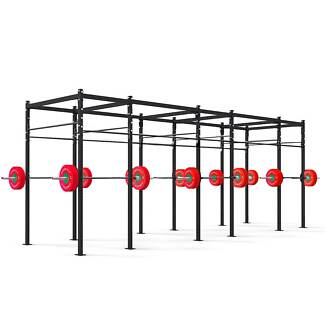 New Multi- Station Rig CR03, Armortech, Crossfit -Gym Fitout