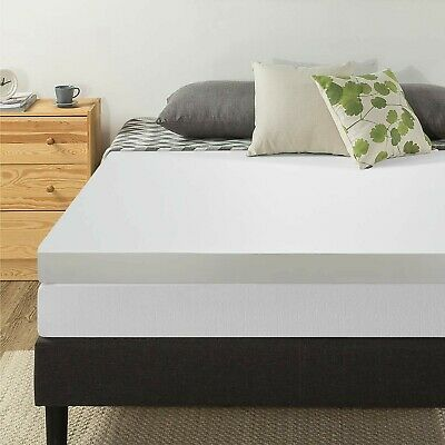 Brand New Best Price Mattress 4-Inch Memory Foam Mattress Topper,