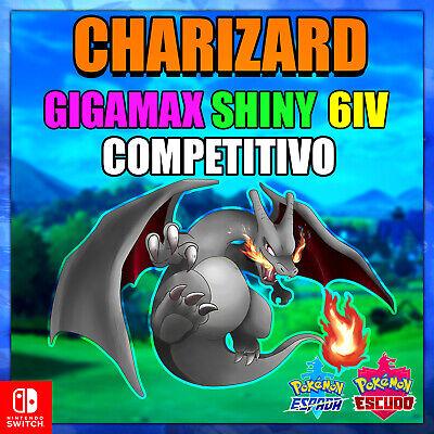 Charizard 6ivs