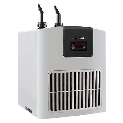 VIVOSUN 1/10 HP Aquarium Water Chiller Refrigeration for Fish Tank Hydroponics