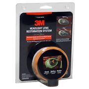 3M Headlight Restoration Kit