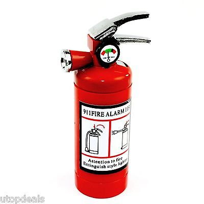 New Mini Cute Fire Extinguisher Butane Lighter