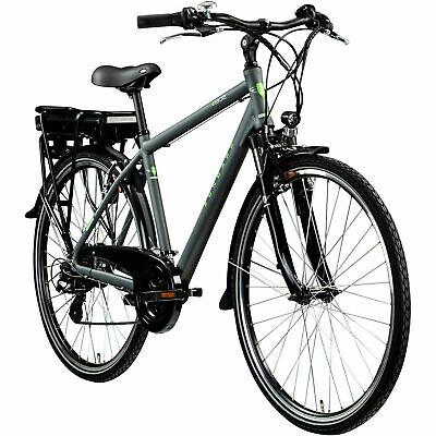 E Bike 700c Trekkingrad Pedelec Zündapp Z802 Elektrofahrrad 28 Zoll Herr