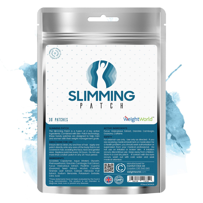 Slimming Patches   Original Pflaster zum Abnehmen   30 Natürliche Slim Patches