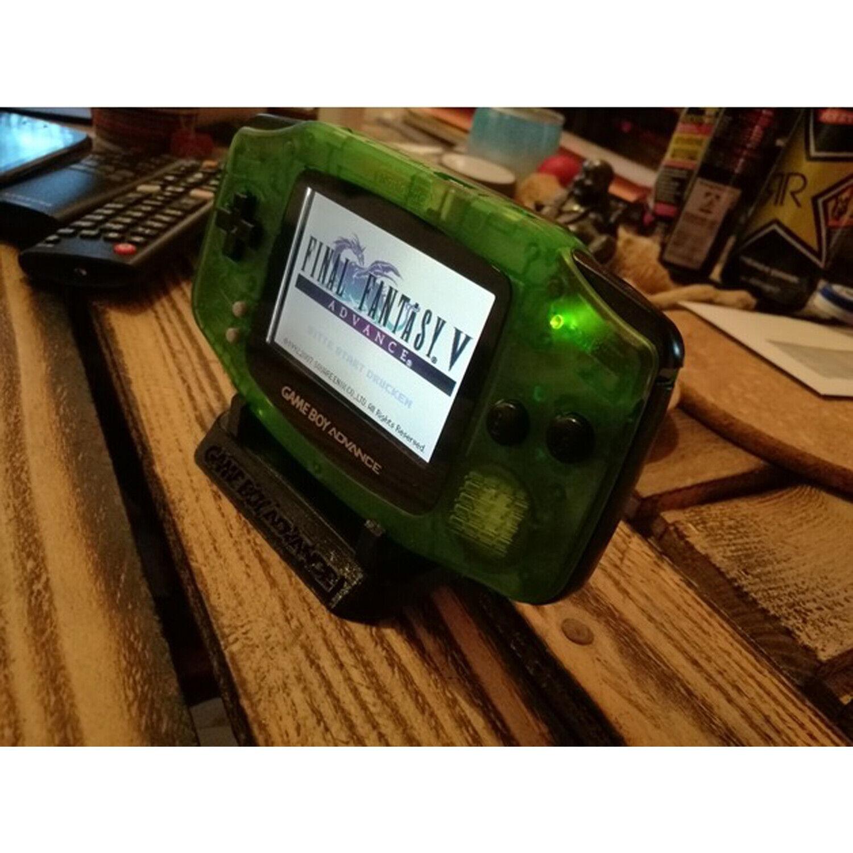 Nintendo Game Boy Advance GBA Handheld Portable Console Disp