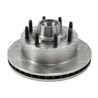 Disc Brake Rotor and Hub Assembly Front Parts Master 61910