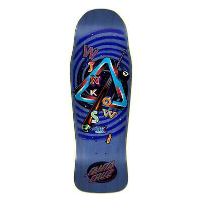"Santa Cruz Skateboard Deck Winkowski Eighth Dimension Powerply 10.34"" x 30.54"""
