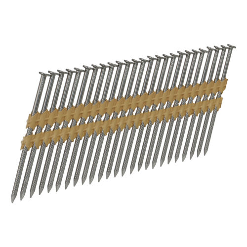 "Freeman 21 Degree 3"" Stainless Steel Framing Nails (2500 count) *Mfr Direct*"
