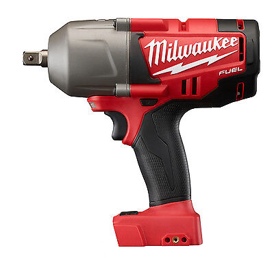 Milwaukee 2762-20 M18 FUEL 1/2-inch Cordless Brushless Impact Wrench Tool Only