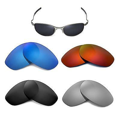 New Cofery Replacement Lenses for Oakley Tightrope Sunglasses - Multiple (Oakley Tightrope Sunglasses Replacement Lenses)