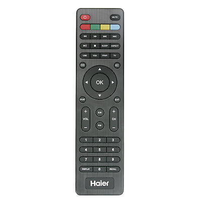 New Remote Control for Haier TV ()