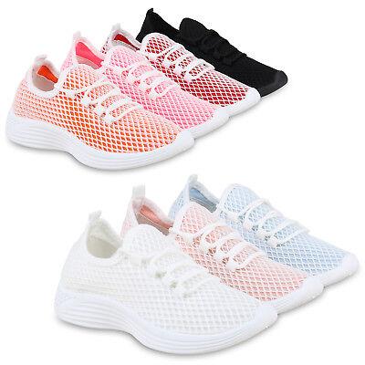 Damen Laufschuhe Basic Sportschuhe Fitness Sneaker Turnschuhe 826136 Schuhe