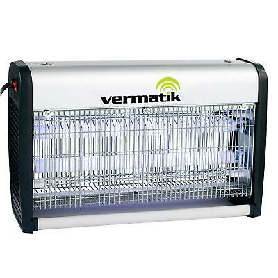 Vermatik Pro 39W Electric Insect Fly Killer Bug Zapper 100M2 Large Room Home Or