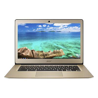 "Acer Chromebook 14"" Celeron N3160 1.6 GHz 4 GB Ram 32 GB Chrome OS|CB3-431-C0AK"