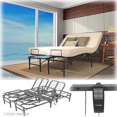 cal king platform bed frame type