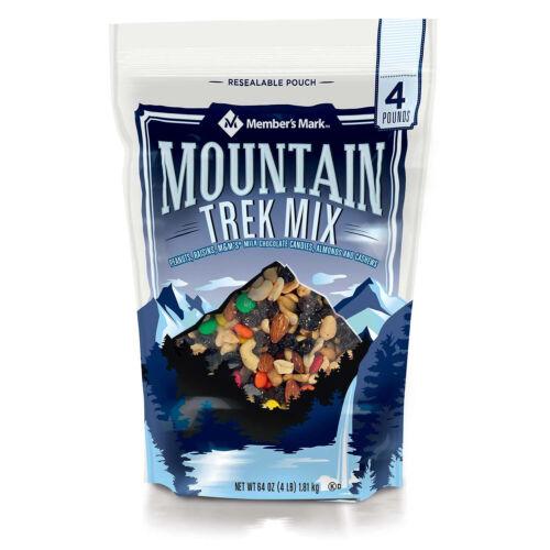 Mountain Trail Mix 4 pounds (64 ounces)
