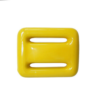 Vinyl Coated Lead Weights - Scuba Choice Yellow Vinyl Coated Diving Assorted Lead Weights