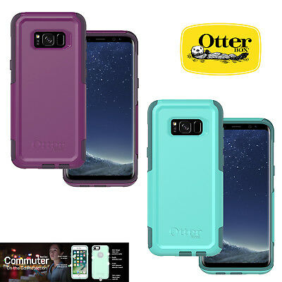 New OtterBox Commuter Series Case Cover for Samsung Galaxy S8+