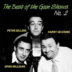 The Goons - The Best Of The Goon Shows Vol 2 CD