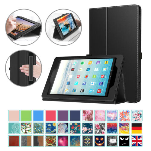 MoKo For Amazon Fire HD 10 9th 2019/2017 Smart Leather Stand