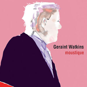 GERAINT-WATKINS-Moustique-2014-album-Mosquito-new-sealed-digipak