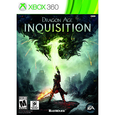 Dragon Age: Inquisition Xbox 360 [Brand New]
